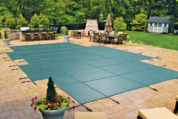 Safety Pool Covers Little Richards Pools